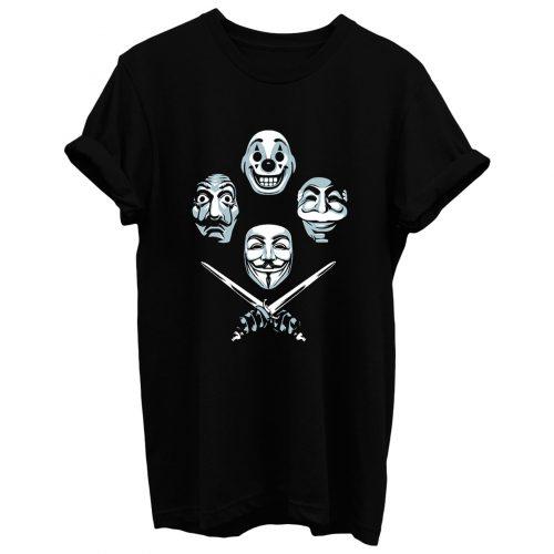 Bohemian Anarchy T Shirt