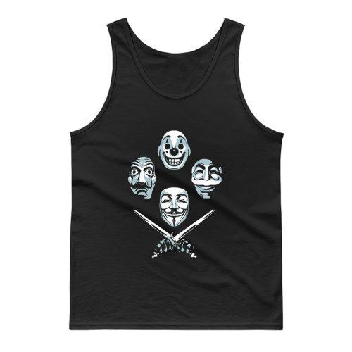 Bohemian Anarchy Tank Top