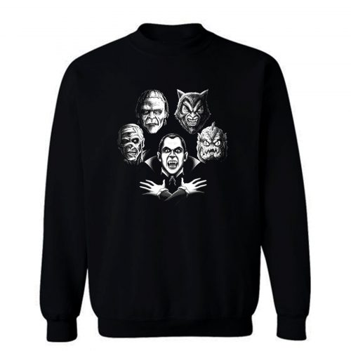 Bohemian Monster Sweatshirt