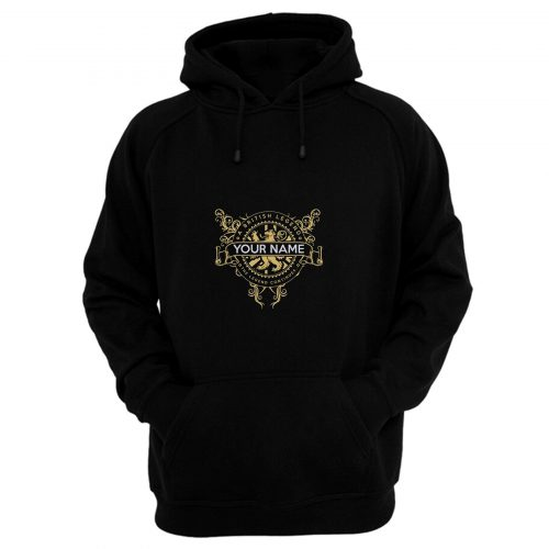 British Legend Your Name Hoodie