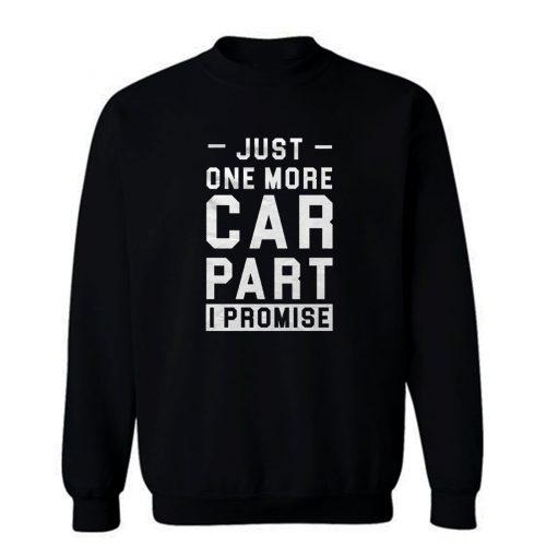 Car Mechanic Sweatshirt