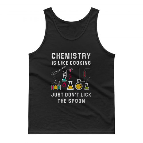 Chemistry Degree Tank Top