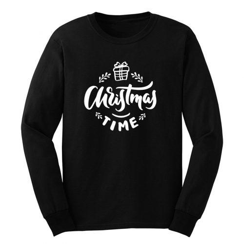 Christmas Time Long Sleeve