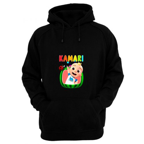 Cocomelon Personalized Birthday Hoodie