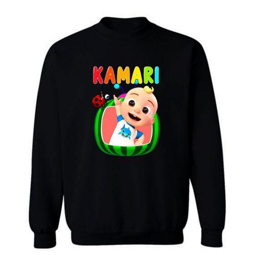 Cocomelon Personalized Birthday Sweatshirt