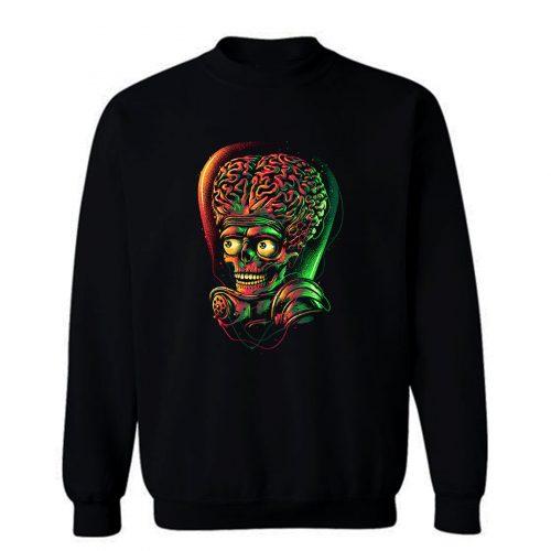 Colorful Attack Sweatshirt
