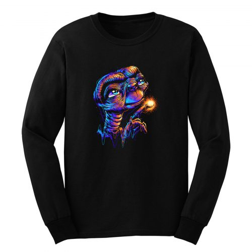 Colorful Visitor Long Sleeve