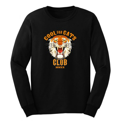 Cool For Cats Club Long Sleeve