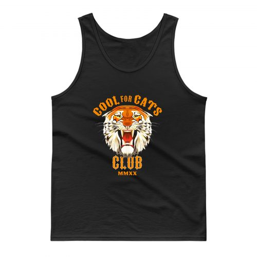 Cool For Cats Club Tank Top