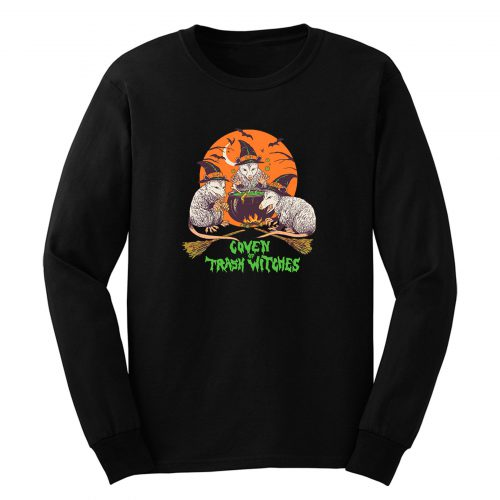 Coven Of Trash Witches Long Sleeve