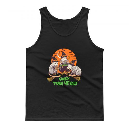 Coven Of Trash Witches Tank Top