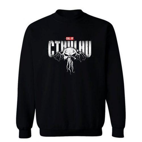 Cthulhusher Sweatshirt