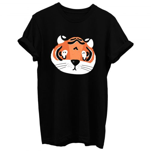 Cute Tiger T Shirt