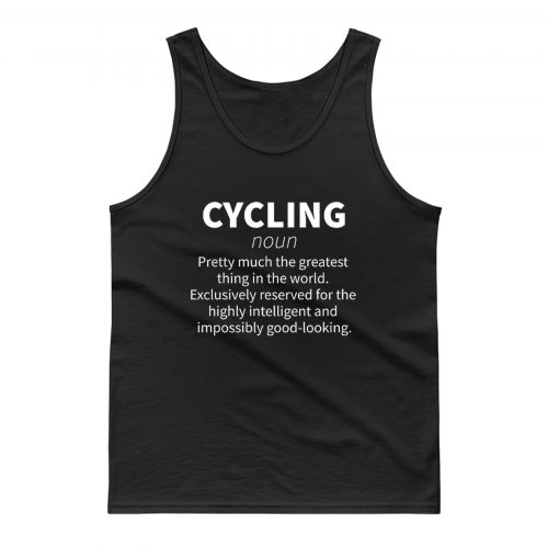 Cycling Definition Tank Top