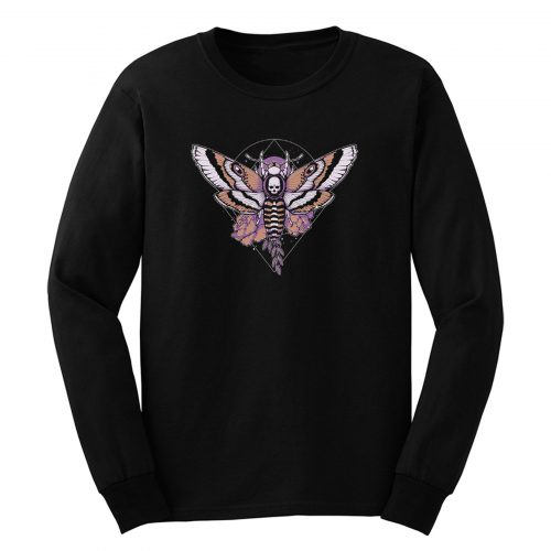 Death Moth Long Sleeve