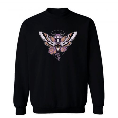Death Moth Sweatshirt