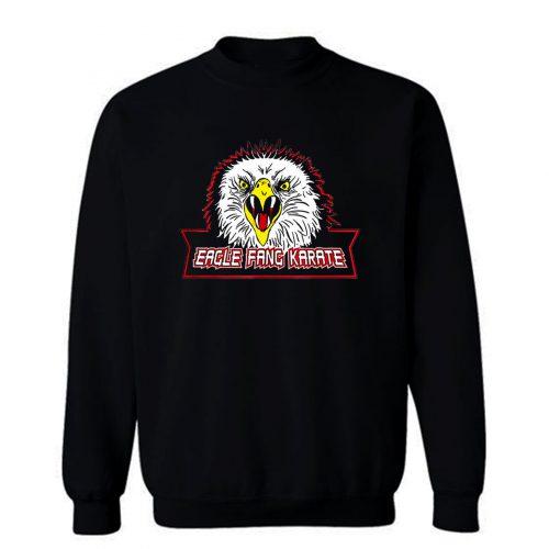 Eagle Vintage Fang Retro Karate Sweatshirt