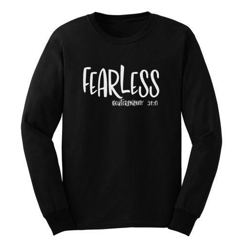 Fearless Christian Long Sleeve
