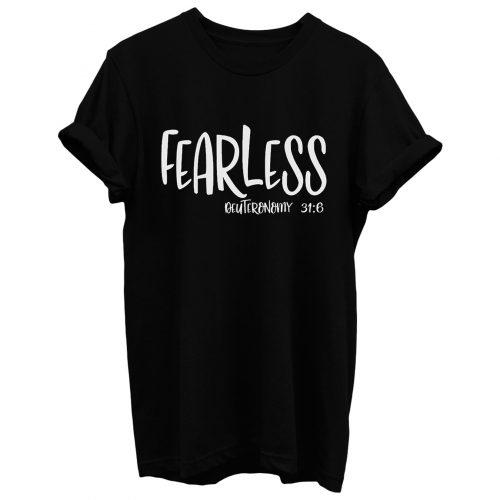 Fearless Christian T Shirt