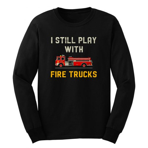 Firefighter Fireman Long Sleeve