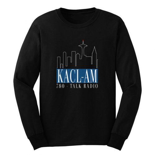 Frasier Tv Series Kacl Am Talk Radio Long Sleeve