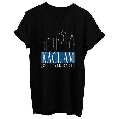 Frasier Tv Series Kacl Am Talk Radio T Shirt
