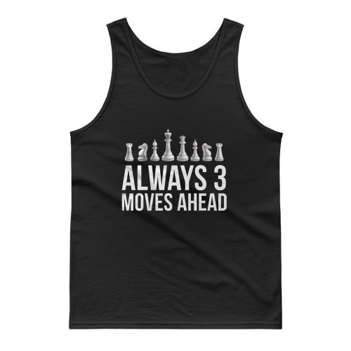 Funny Chess Tank Top
