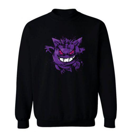 Ghost Behind The Shadows Sweatshirt
