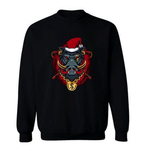Golden Boar Sweatshirt