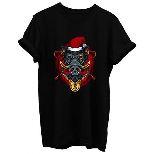 Golden Boar T Shirt