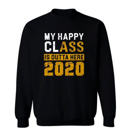 Graduation 2020 Sweatshirt