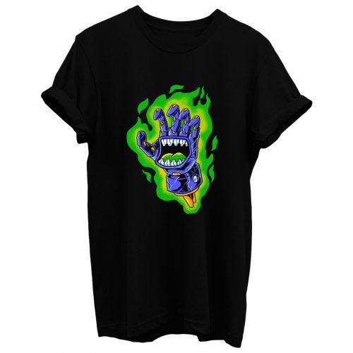 Green Aura T Shirt