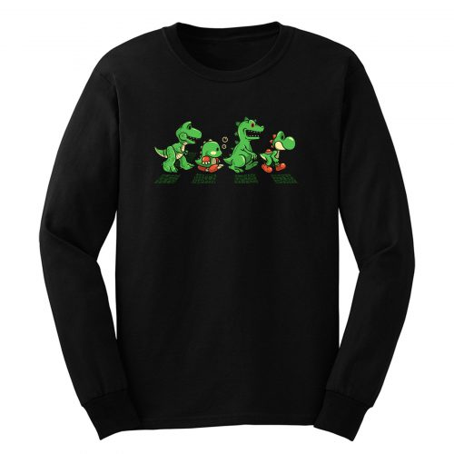Green Scaly Road Long Sleeve