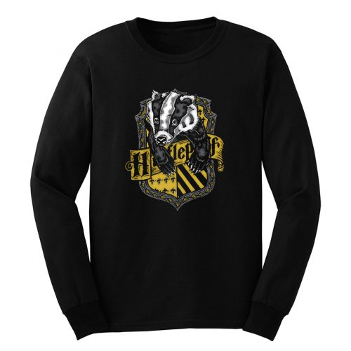 Hufflepuff Long Sleeve