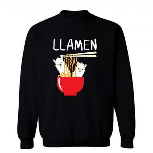 Japanese Ramen Noodle Sweatshirt