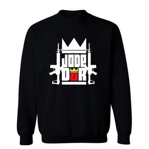 Jodedor Reggaeton Regueton Spanish Trap Maleanteo Anuel Aa Sweatshirt