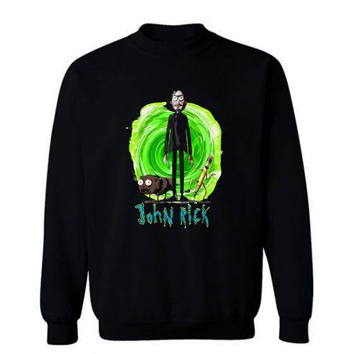 John Rick Sweatshirt