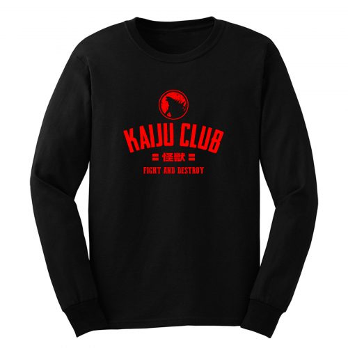 Kaiju Club Long Sleeve