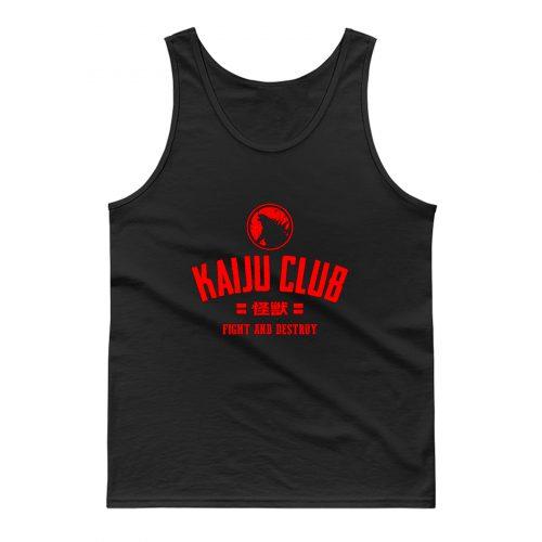 Kaiju Club Tank Top