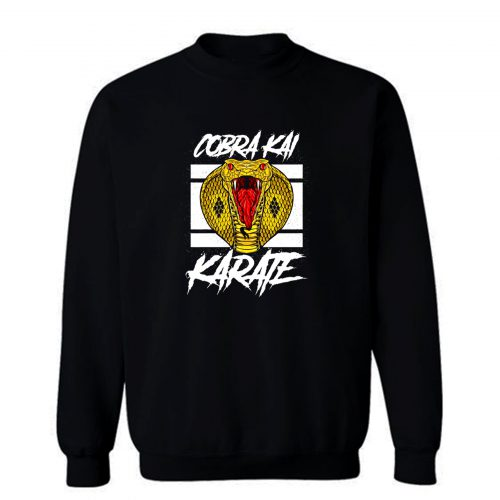 Karate Kid Cobra Kai Sweatshirt