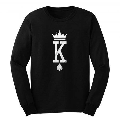 King Queen Long Sleeve