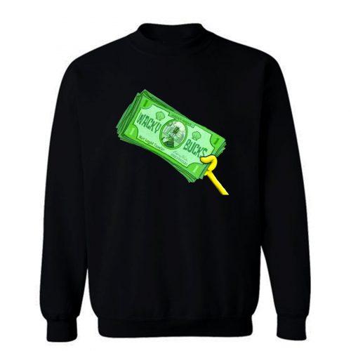 Krusty Cash Sweatshirt