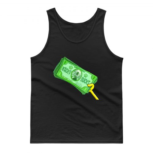 Krusty Cash Tank Top