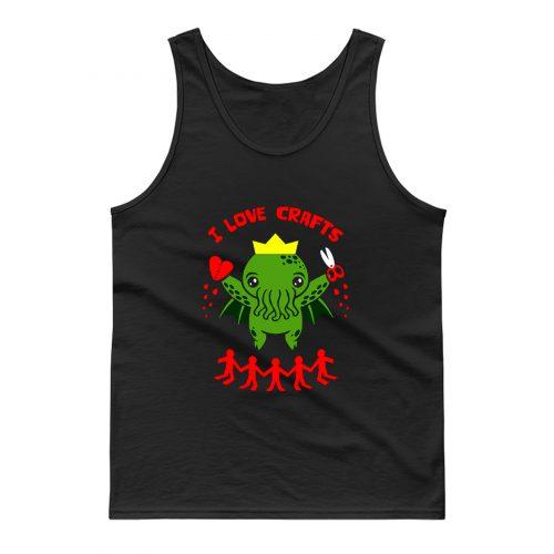 Love Crafts Tank Top