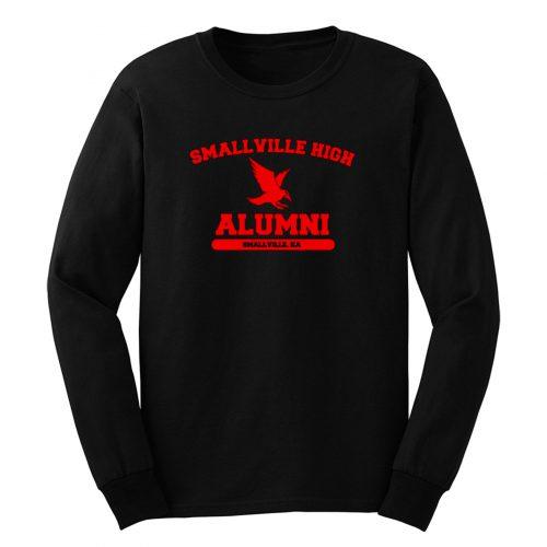 Mallville Highschool Alumni Tv Show Long Sleeve