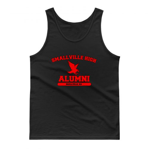 Mallville Highschool Alumni Tv Show Tank Top