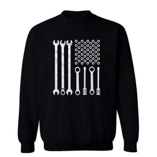 Mechaniciant American Sweatshirt