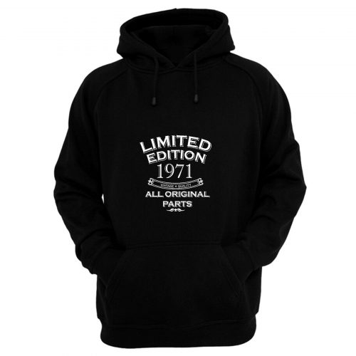 Mens 50th Birthday Hoodie