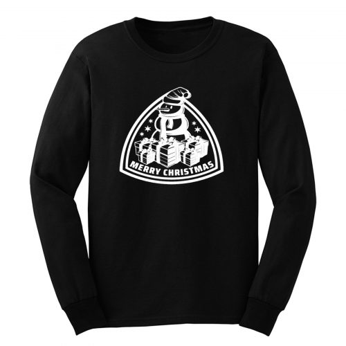 Merry Christmas Gift Boxes Long Sleeve