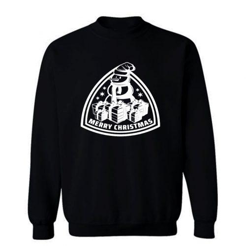 Merry Christmas Gift Boxes Sweatshirt